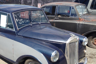 Pair of Triumph Sedans For Sale Appeal to British Sensibilities