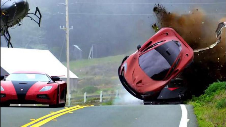 Need For Speed, il trailer del film