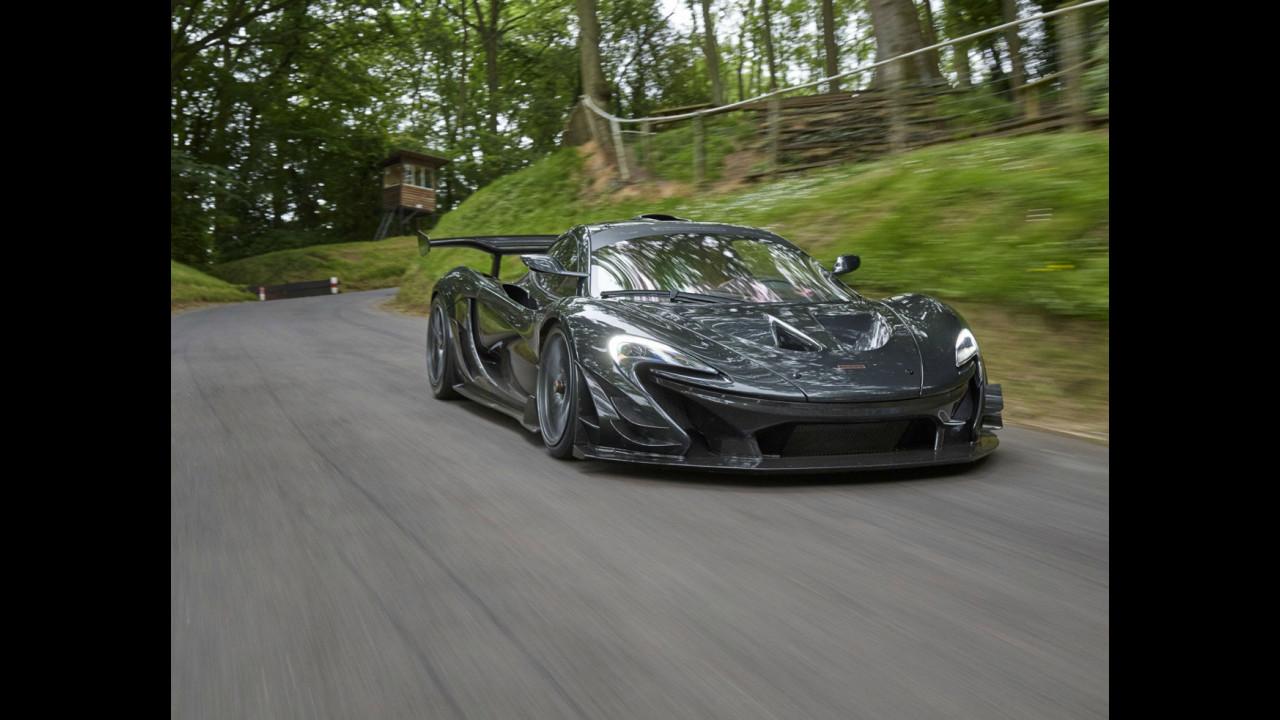 McLaren P1 LM