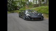 McLaren P1 LM, la nuova regina del Nurburgring [VIDEO]