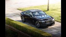 Rolls-Royce Wraith con le stelle del rock inglese