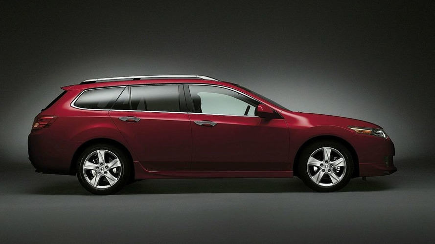 Honda Accord Tourer  Wins International '˜Red Dot' Award