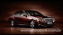 Nova geração: Vazam imagens do novo Mercedes-Bens Classe E 2010