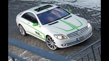 Wrapworks Mercedes-Benz CL 500