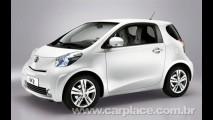 Toyota iQ 2009: Versão de produção do mini-carro será apresentada em Genebra