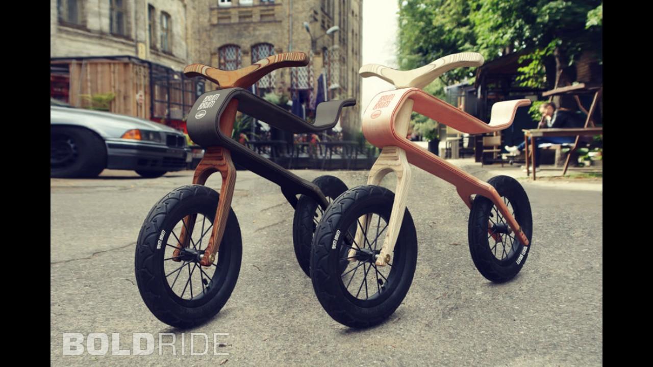 Brum Brum Balance Bike