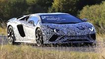 2018 Lamborghini Aventador makyaj
