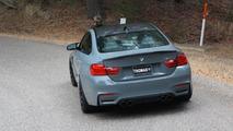 BMW M4 Grigio Medio