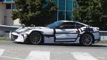 Ferrari F12 GTO spy photo