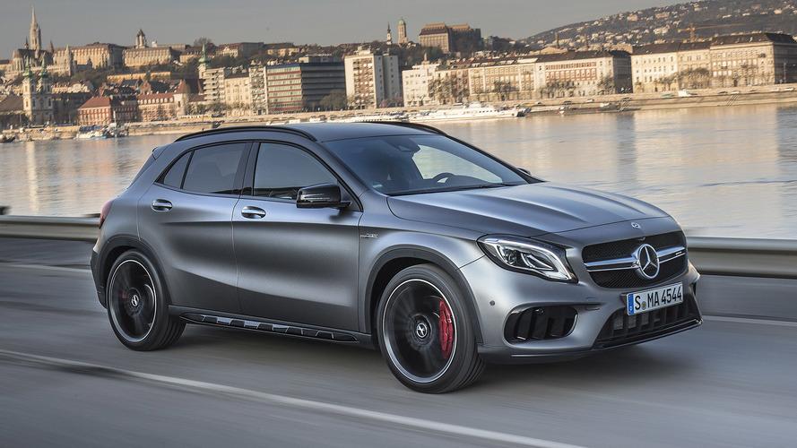 2018 Mercedes-AMG GLA45 İlk Sürüş İncelemesi