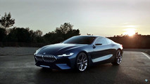 BMW 8 Series Video Promo