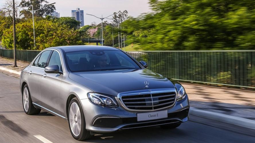 Recall - Mercedes-Benz E 250 semi-autônomo tem problema na caixa de direção
