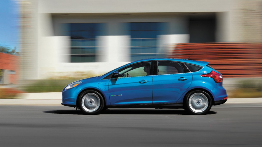 Ford Pulls The Plug Of Focus EV In Europe