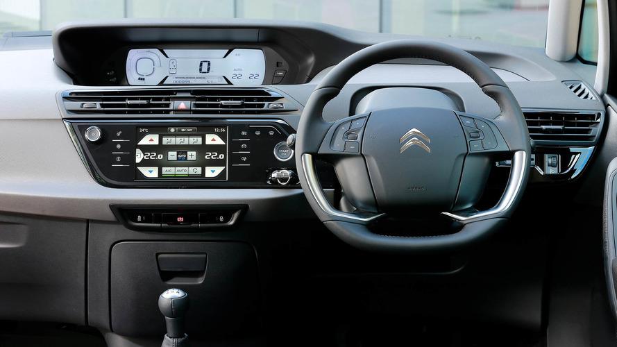 2017 citroen c4 picasso review - Citroen c4 grand picasso interior ...