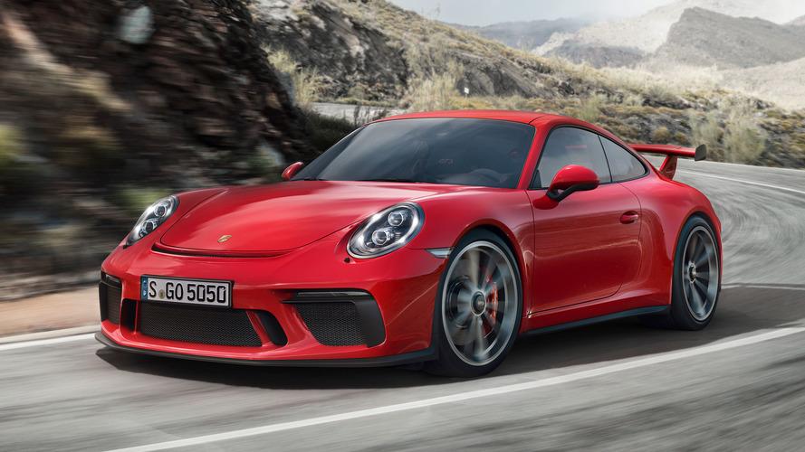 2018 - Porsche 911 GT3