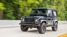 Corvette-powered Land Rover Defender 'Honey Badger'