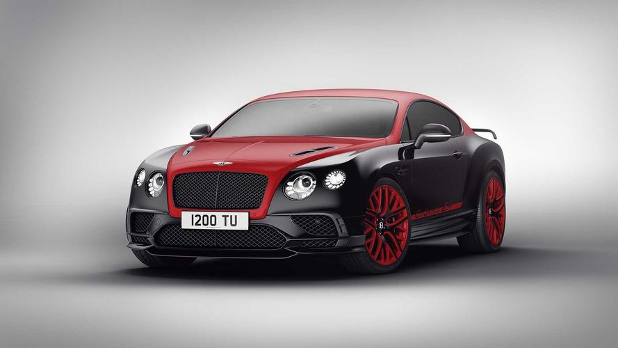 El Bentley Continental 24 se inspira en la competición