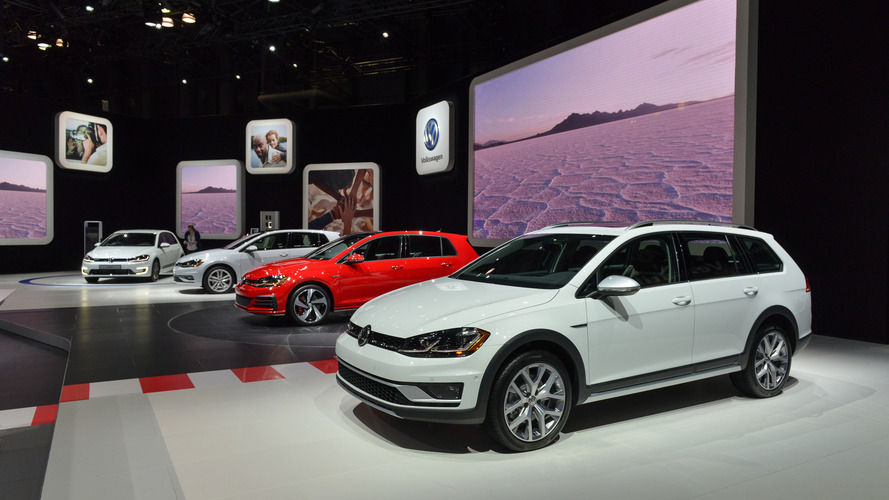 2018 Volkswagen Golf Full-Line