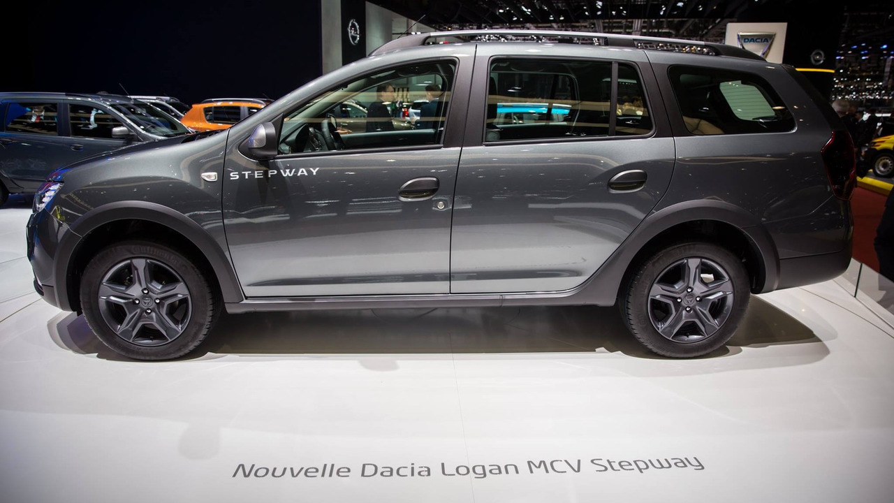 dacia logan mcv stepway photos. Black Bedroom Furniture Sets. Home Design Ideas