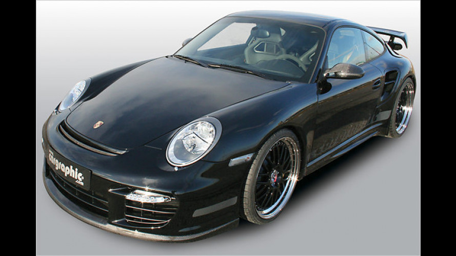 360 km/h: Cargraphic macht dem Porsche GT2 richtig Beine