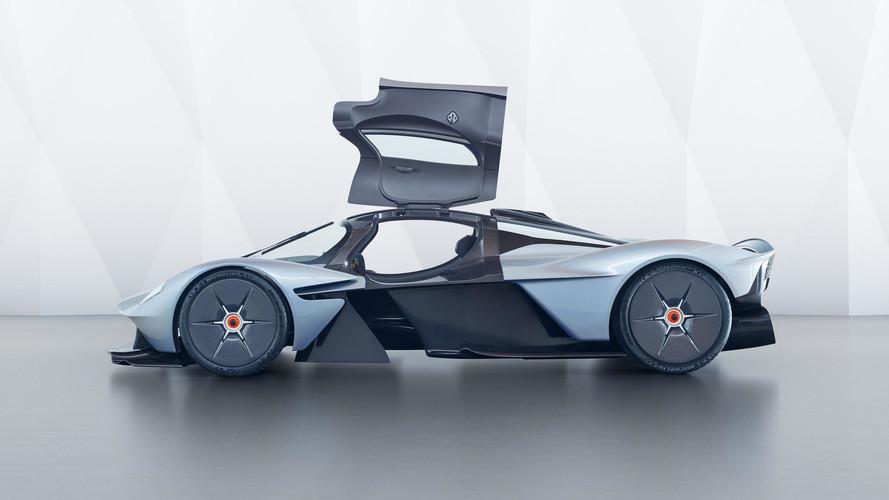 Aston Martin Valkyrie Formula 1 aracı kadar hızlı olabilir