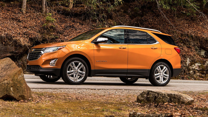 2018 Chevy Equinox Diesel Starts At A reasonable $31,435