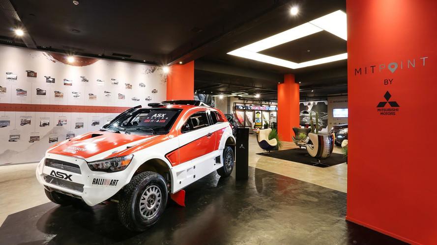 Mitsubishi inaugura loja modelo em São Paulo (SP)