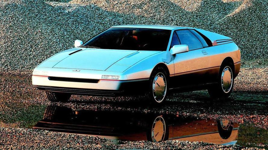 1984, 1985 Ford Maya concepts