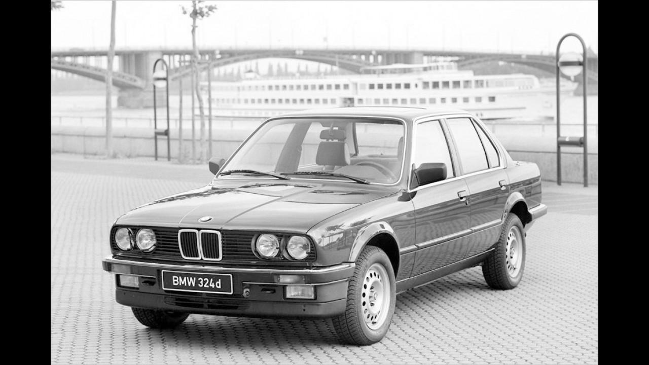 BMW 324d (1985)