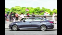 Kann Hyundai auch Luxus?