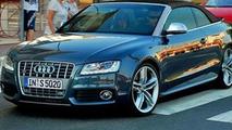 Audi S5 Cabrio Chopped