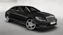 Mercedes-Benz S-Class designo exterior - Platinum black 06.07.2010