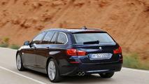 2011 BMW 5-Series Touring tanıtıldı [video]