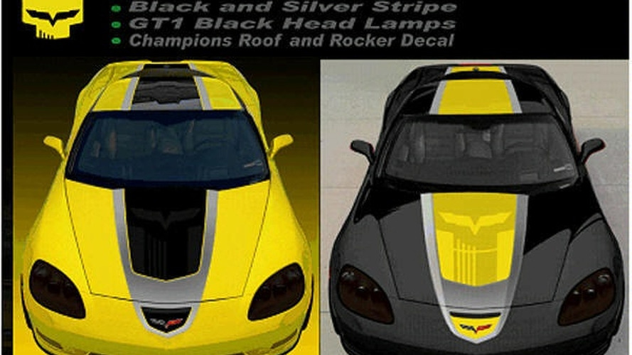 Corvette GT-1 Edition in the Pipeline