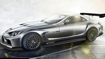 Mercedes-McLaren SLR based Renntech 777