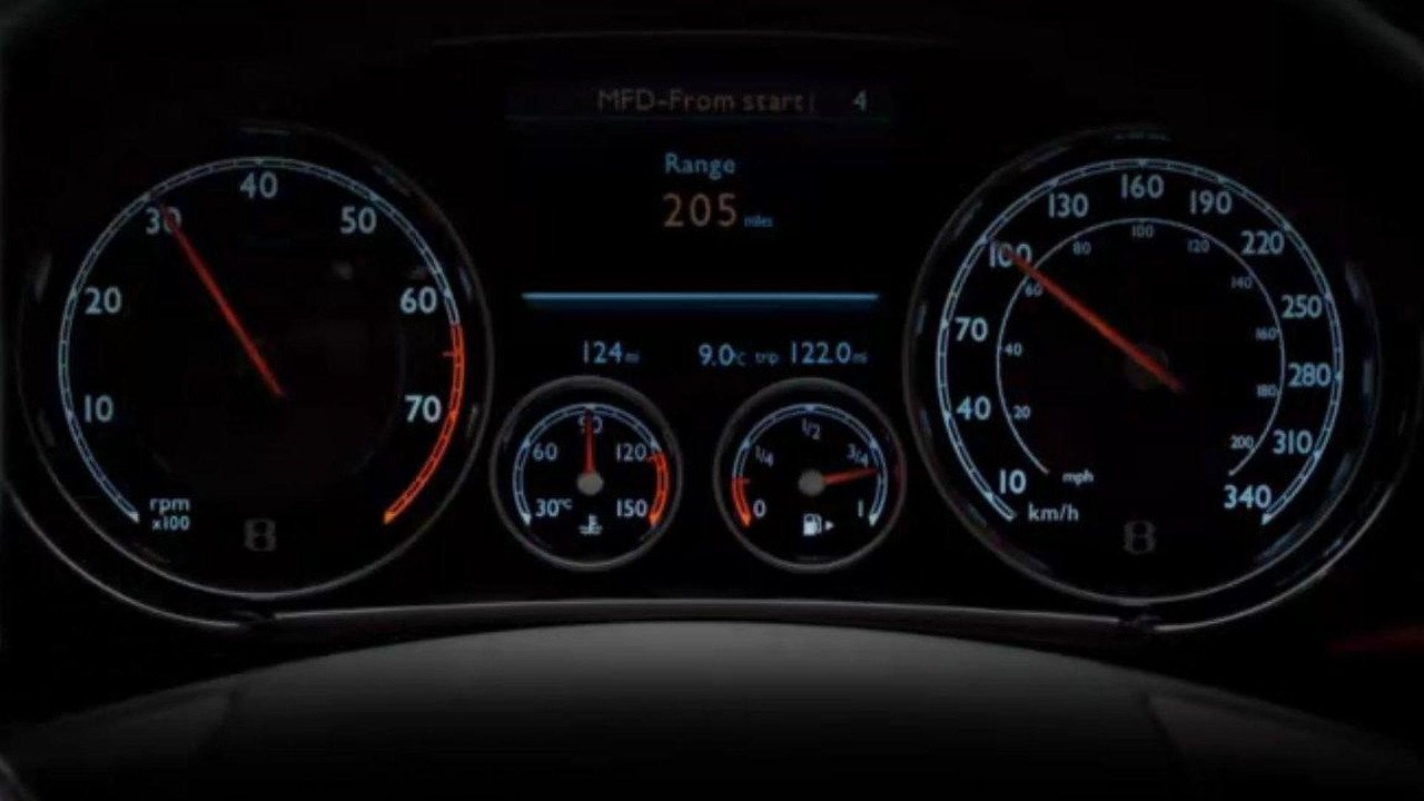 Bentley Continental GT facelift teaser screenshot, 1280, 19.08.2010