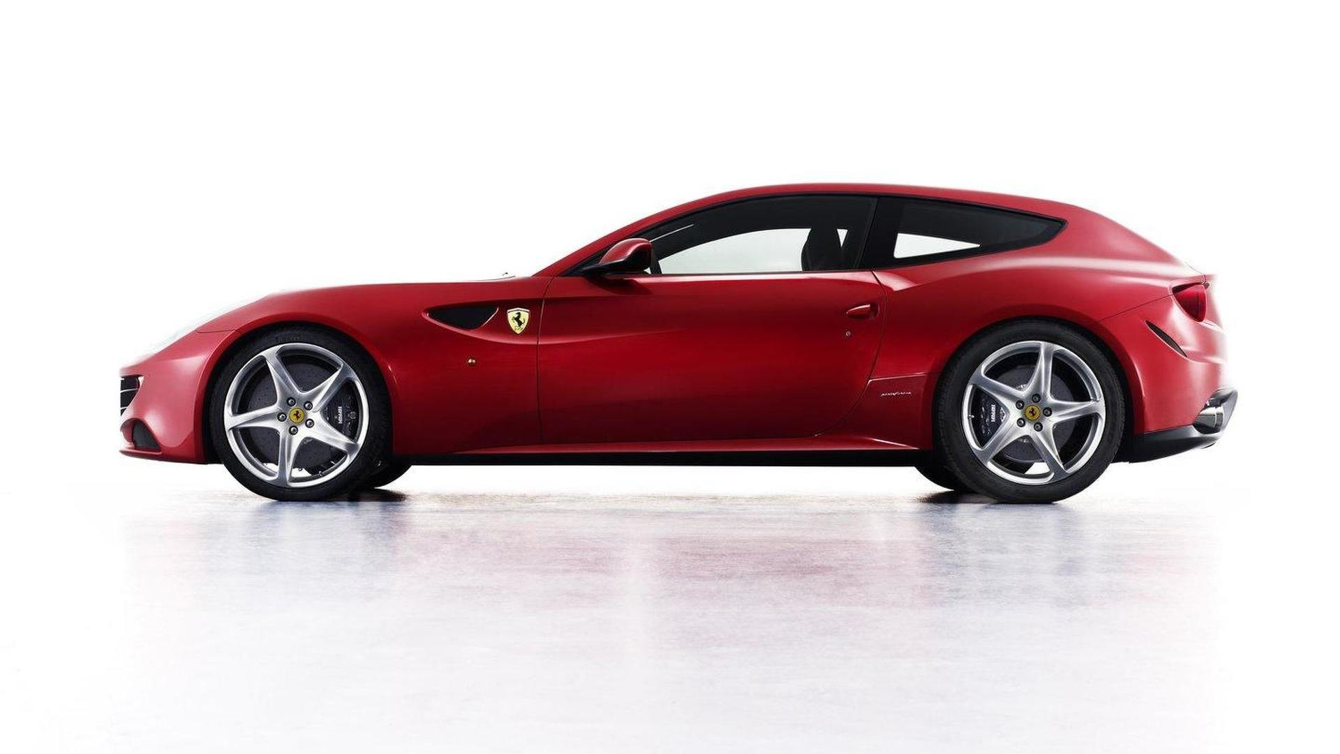 Ferrari Ff Awd - Auto Express