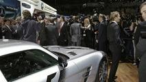 Mercedes SLS AMG F1 Safety Car at Geneva Motor Show
