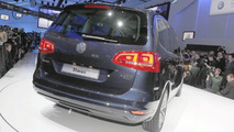 2010 Volkswagen Sharan in Geneva 01.03.2010