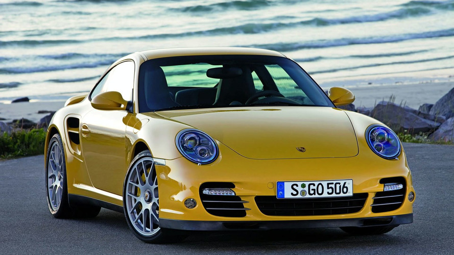 porsche 997 911 turbo facelift revealed. Black Bedroom Furniture Sets. Home Design Ideas