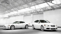2010 Jaguar XK-R and XF-R
