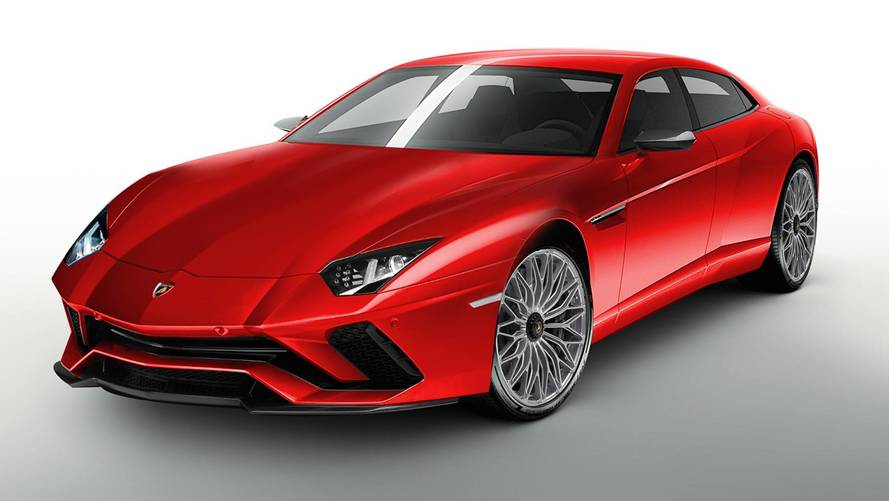 Lamborghini Urus Price In Usa >> Lamborghini Estoque Rendering Imagines An Italian Super Sedan
