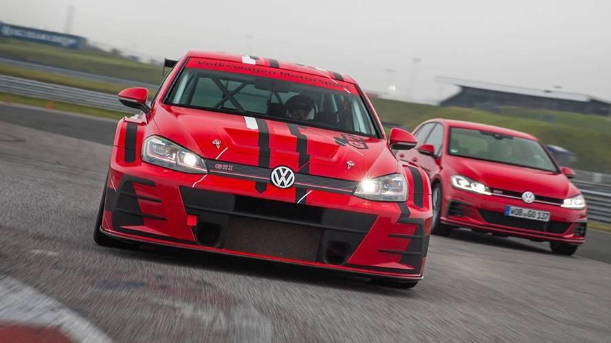 La VW Golf GTI TCR fait peau neuve pour 2018