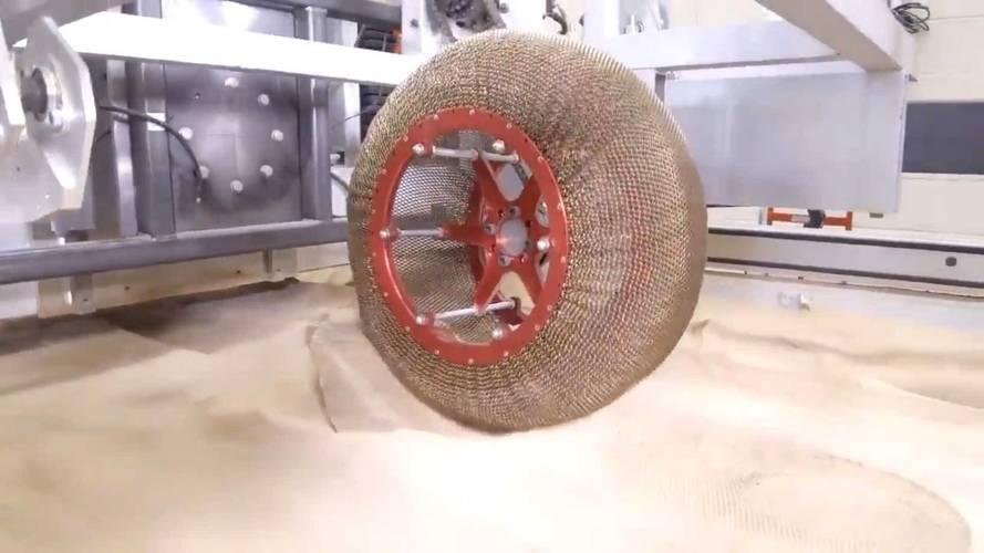Quand la NASA réinvente la roue !