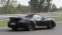 2013 Porsche 911 Turbo Cabrio spy photo - 18.8.2011