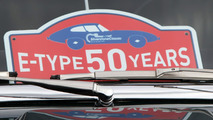 767 Jaguar E-types set record at Silverstone Classic