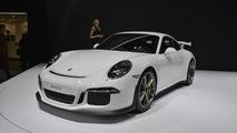 Porsche 911 GT3 live at 2014 Geneva