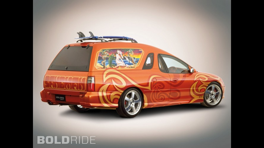 Holden Sandman Concept