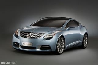Buick Riviera Concept Coupe