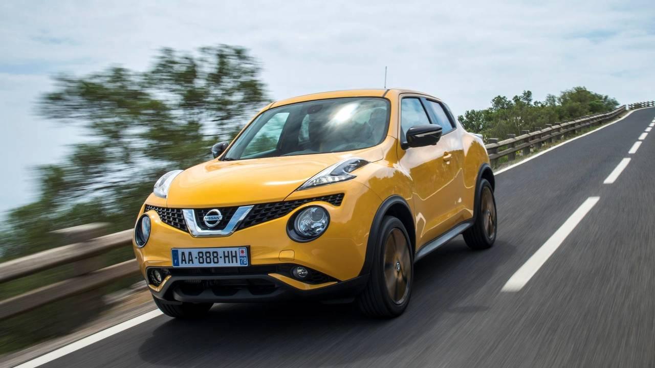 4- Nissan Juke
